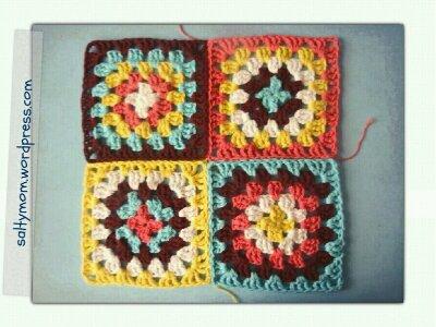 crochet granny square1