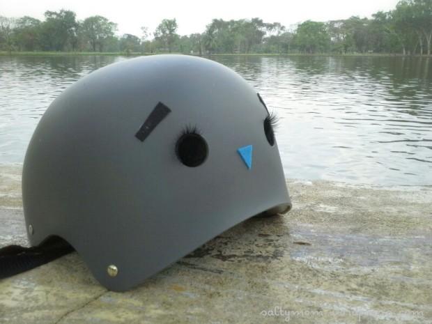 customize your helmet
