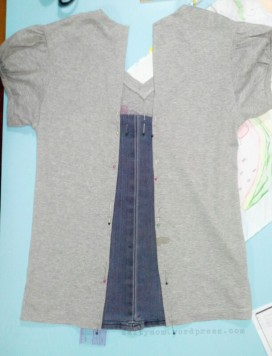 refshion tshirt with denim3