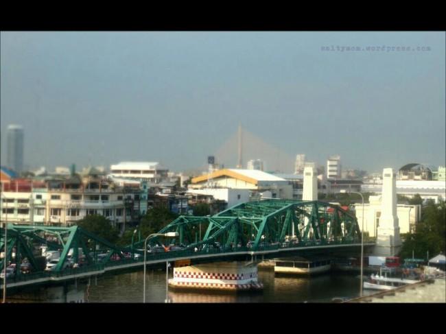 Bangkok memorial Bridge by saltymom.wordpress.com