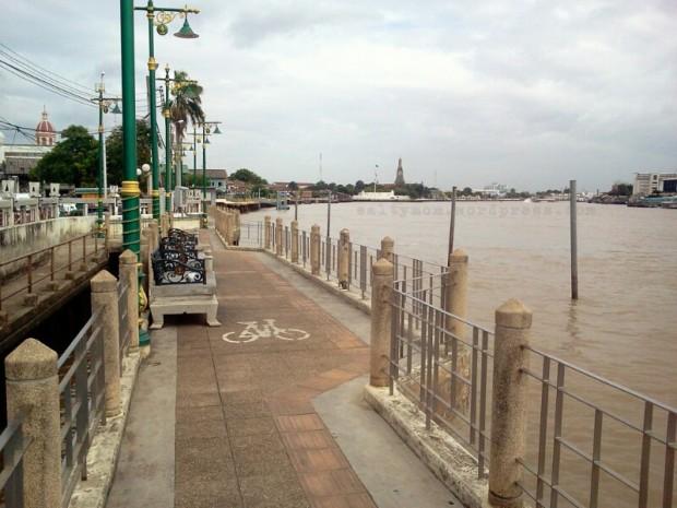 bicycle lane thonburi