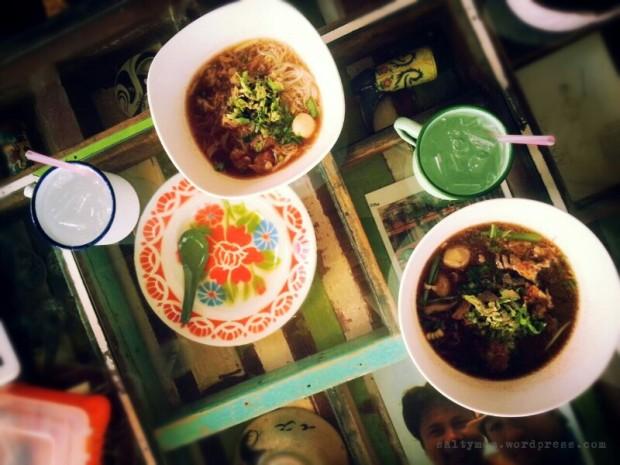 ban nam phueng bike food trip1
