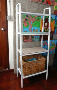 diy dollhouse ikea shelf