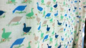 goose fabric