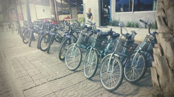 bangkok navy base bike rentals