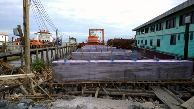 bangsaen2 shipyard
