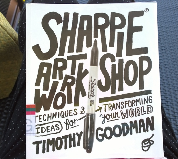sharpie art work shop1