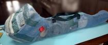 DIY Alphorn Denim Bag1