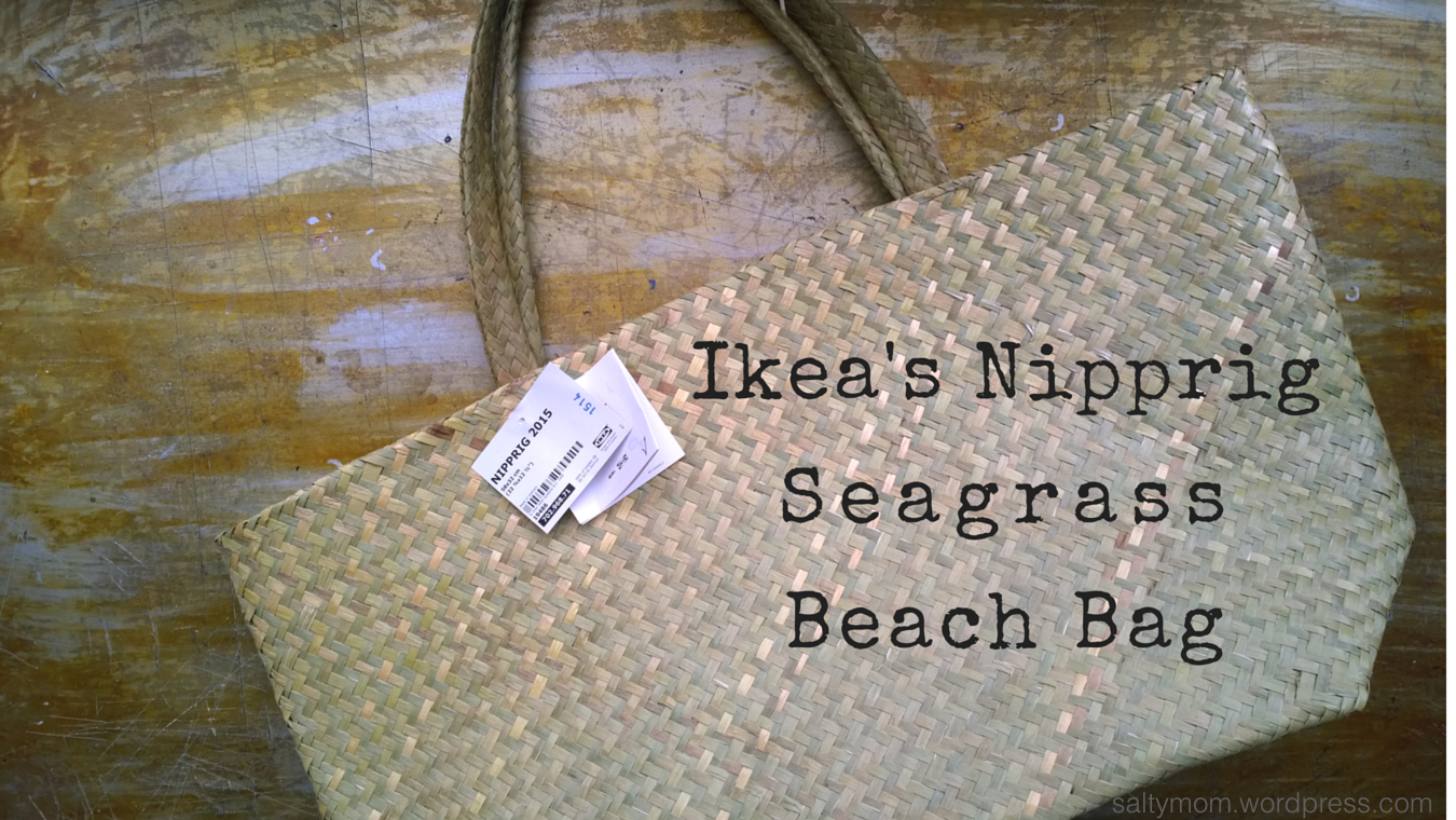 Diy Refashion An Ikea Beach Bag To 3 Way Convertible Bag Salty Mom