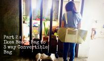 part 2 ikea beach bag to 3 way convertible bag1 by saltymom.wordpress.com