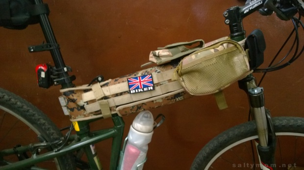 diy bike frame cover paratrooper hummer montague .jpg