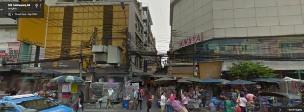 flower market to chinatown bangkok3