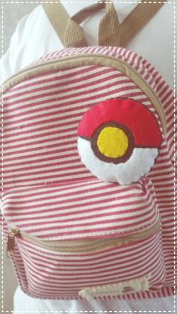 diy pokemon go felt badge brooch pin