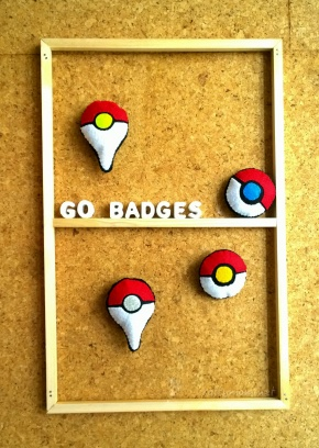 diy pokemon go inspired felt badges cool craft ideas