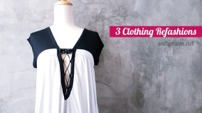 diy clothing refashions by saltymomnet