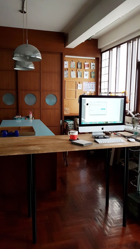 diy standing office desk by saltymom.net.jpg