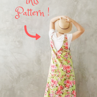DIY a Summer Dress and Bias Binding Tutorial