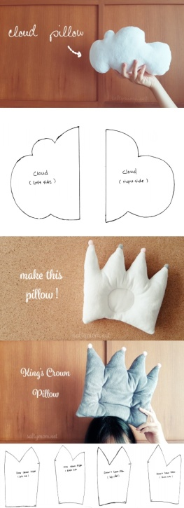 diy baby pillows by saltymom.net with free patterns.jpg