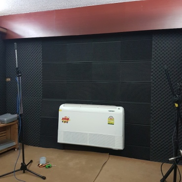 acoustic foam wall by saltymom.net.jpg